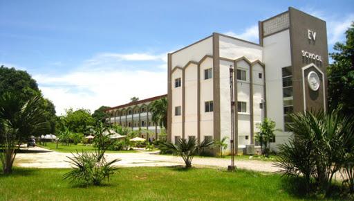 Trường Anh ngữ EV Academy