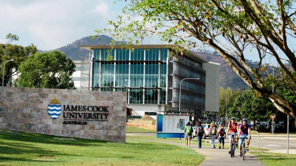 JAMES COOK UNIVERSITY MỞ THÊM CÁC CHUYÊN NGÀNH CỦA MBA