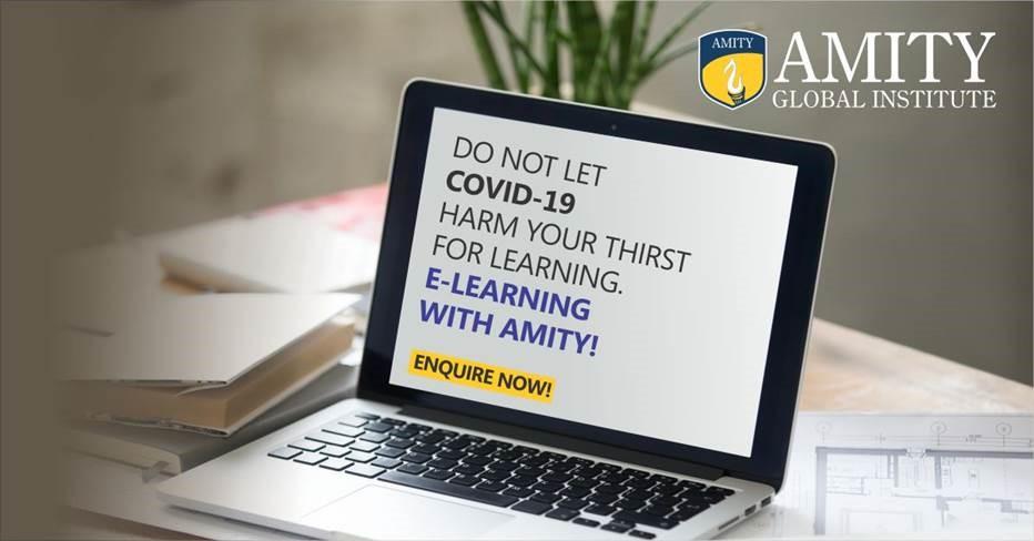 Chương trình học Online của Học viện Amity
