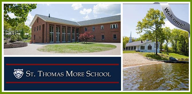 St. Thomas More School - Du học trung học Mỹ 2020