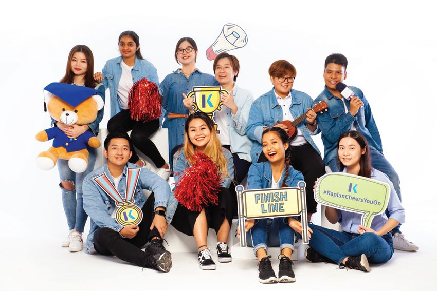 KAPLAN HIGHER EDUCATION ACADEMY SINGAPORE