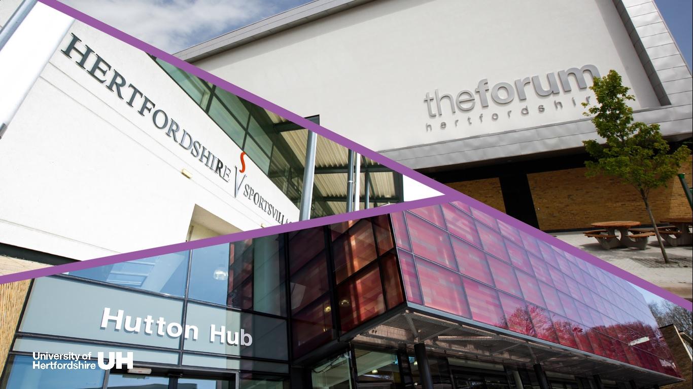 University of Hertfordshire - Top 150 trường Đại học trẻ dưới 50 tuổi tại UK
