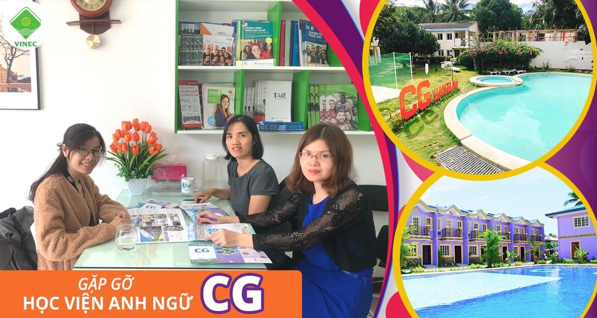 Du học Anh ngữ Philippines 2020 - Học viện Anh ngữ CG Academy