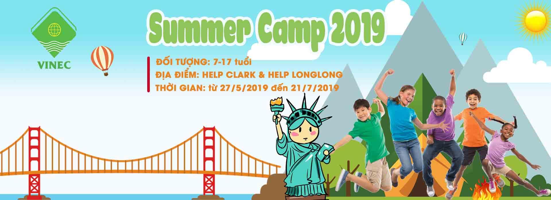 Trại hè Tiếng Anh – HELP Summer Camp