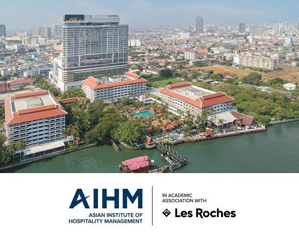 Du học ngành Quản lý Du lịch khách sạn của Đại học Les Roches- Thụy Sĩ tại Thái Lan- Học bổng lên tới 480 triệu VND