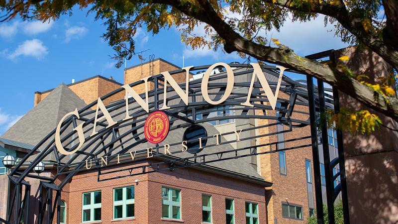 Học Bổng Mỹ $30.000 Gannon University 2020 - Cơ hội có thẻ xanh
